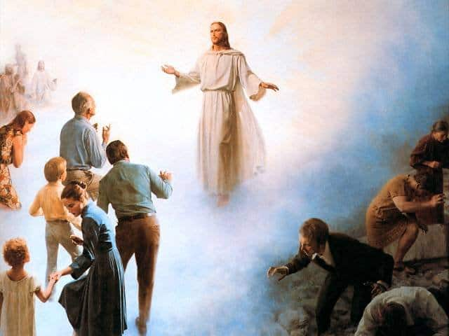 второе пришествие христа пророчества