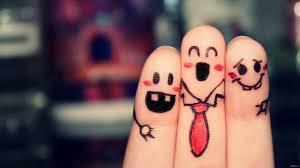 Пальцы друзяшки