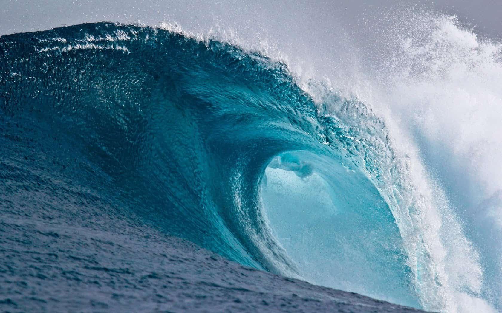 Крупная волна