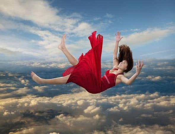 К чему снится летать во сне взрослому человеку
