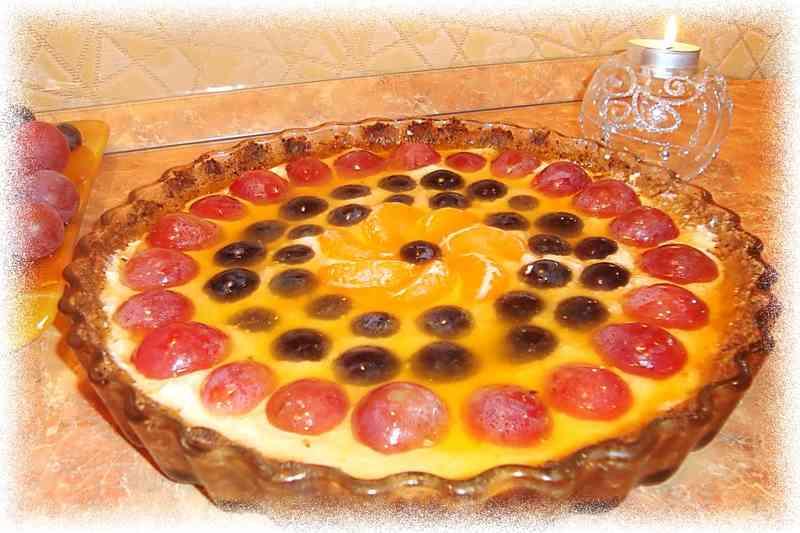 Сочный пирог