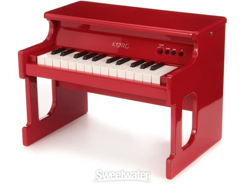 Красное пианино