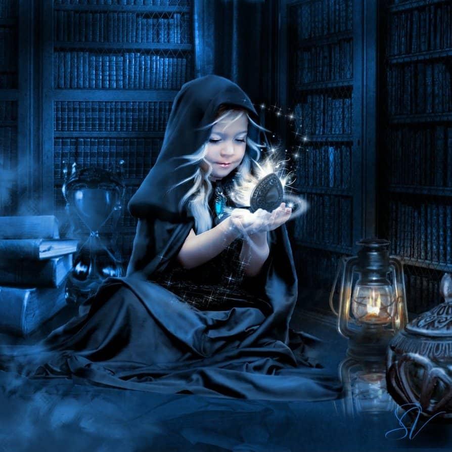 Магические заклинания белой магии