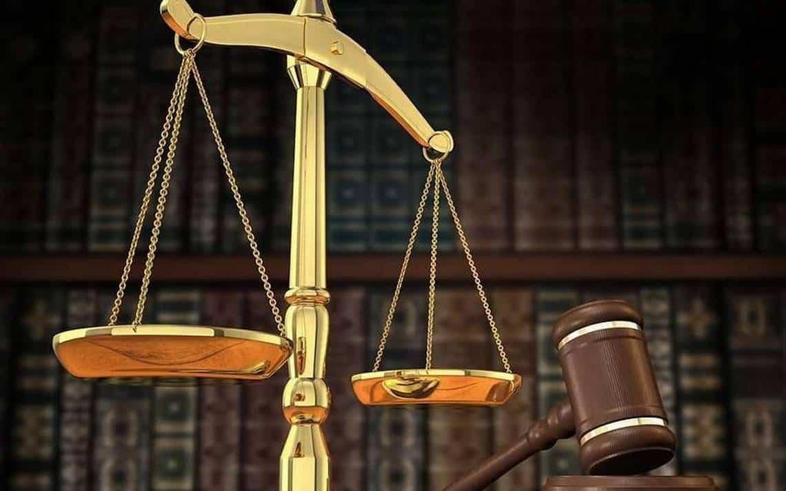 Весы суда
