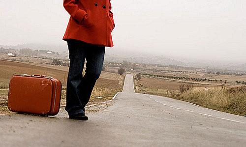 В путь с чемоданом