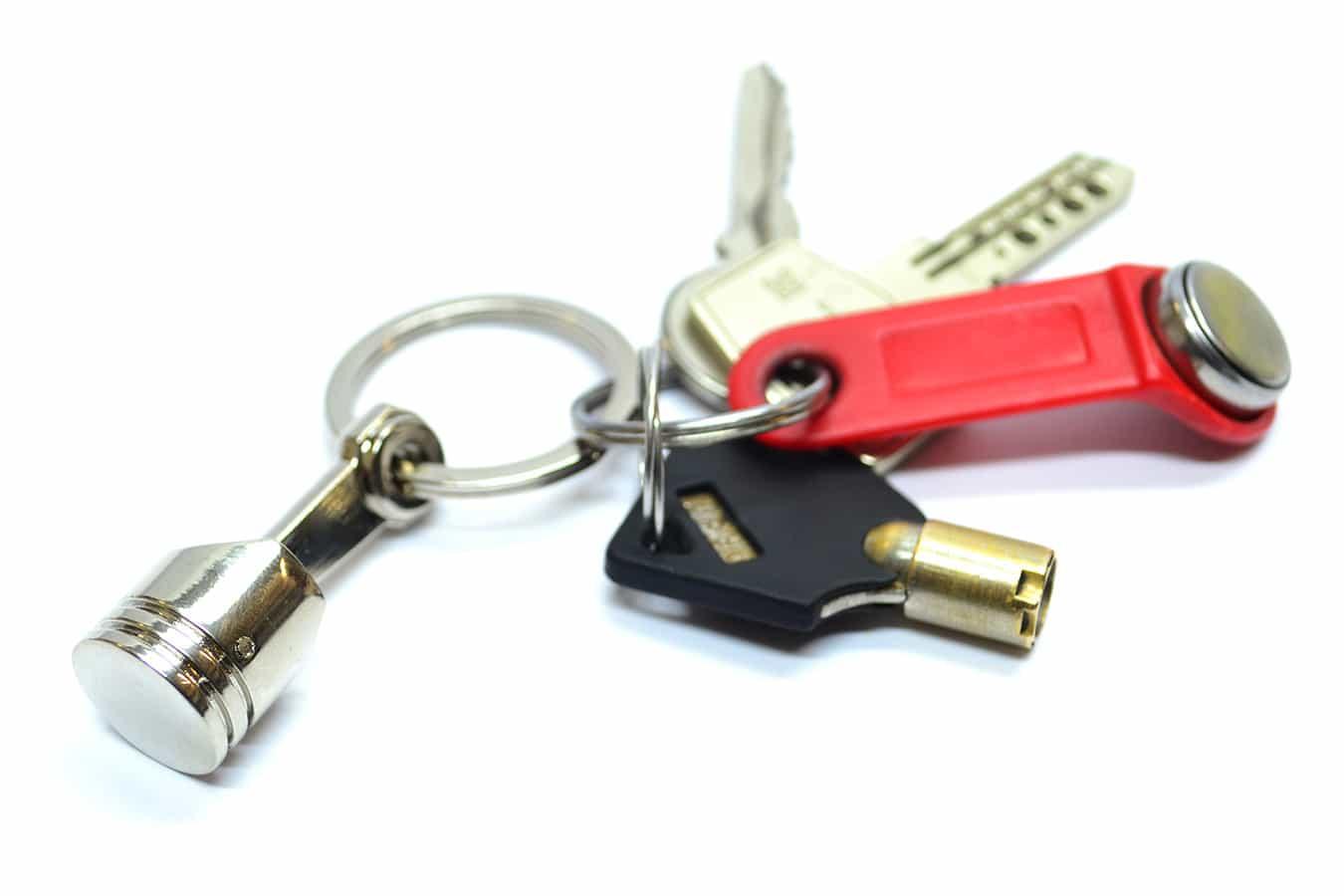 Брелок с ключами