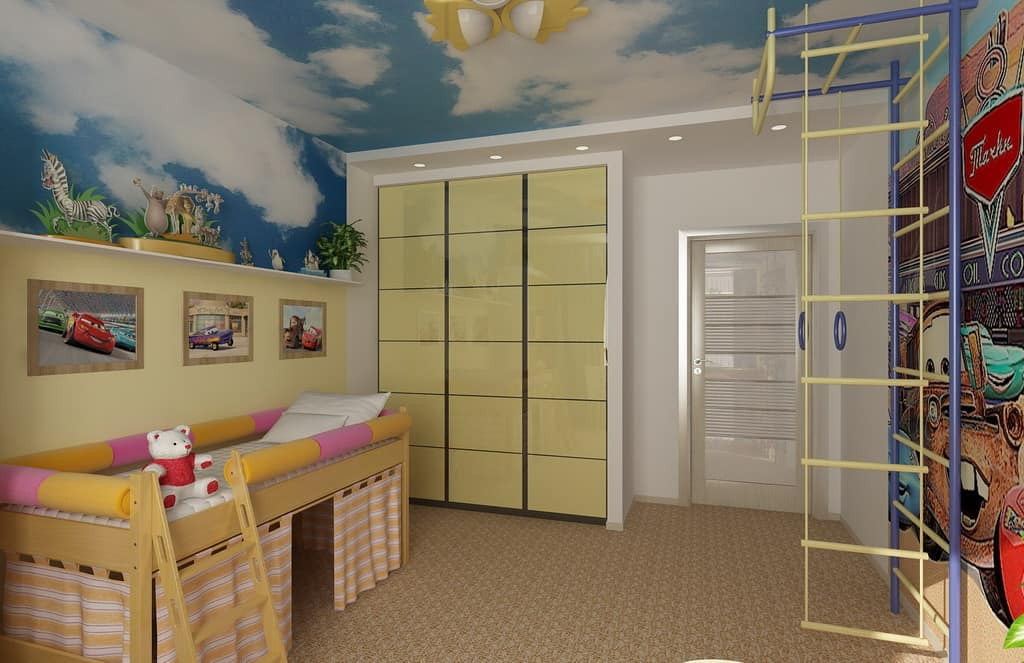 детская комната по фен шуй
