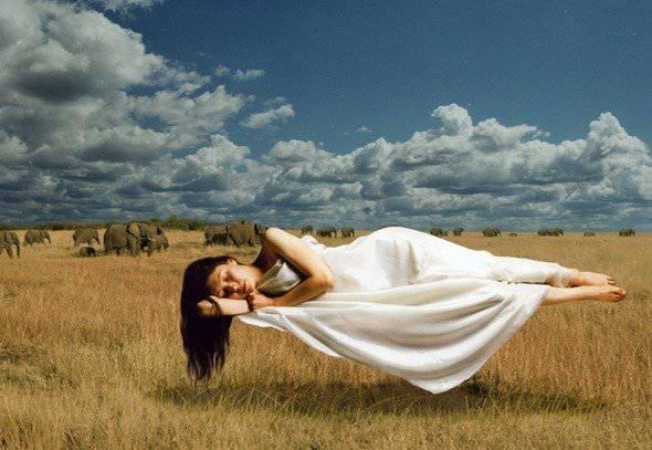как войти осознанные сны
