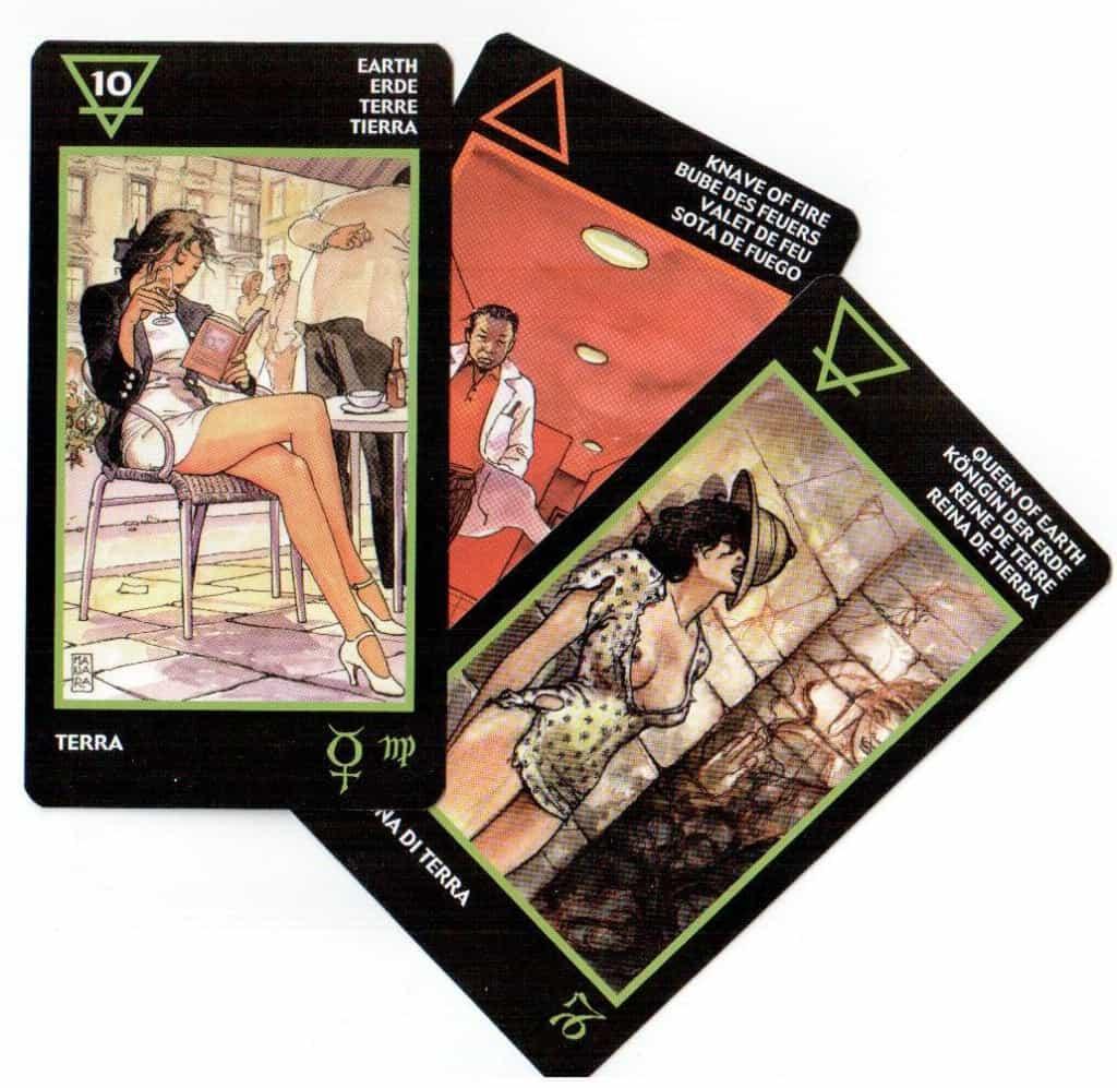 карты таро на 3 карты расклад