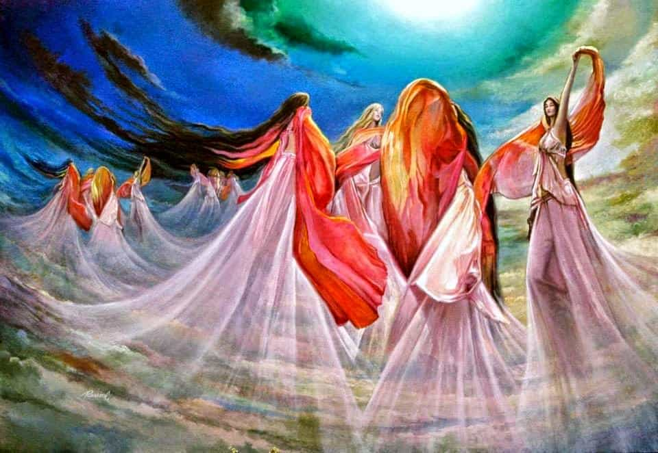 Мантры Дева Премал: слушать онлайн, наполнение женской энергией