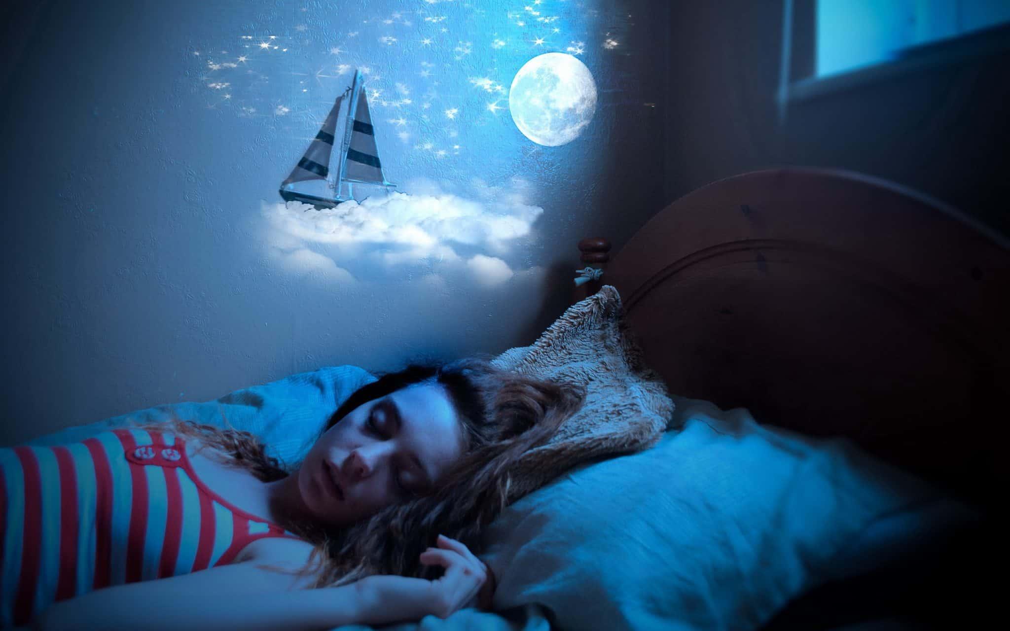 почему не снятся сны