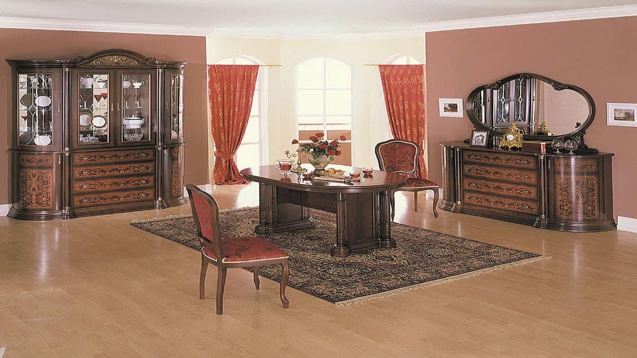расстановка мебели по фен шую
