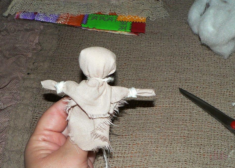 куклы обереги своими руками пошаговая инструкция