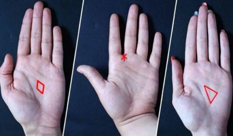 знаки на руке хиромантия