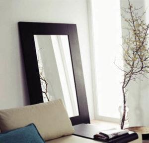 зеркало напротив окна по фен шуй