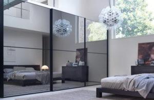 зеркало в спальне по фен шуй