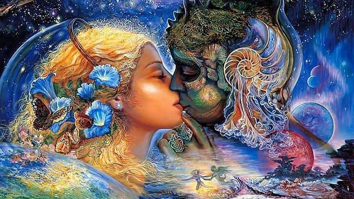 тантра - божественная любовь