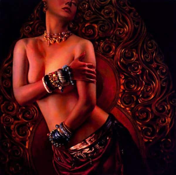 массаж груди для женщин
