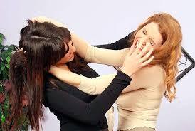 Сонник драться с женщиной к чему снится  драться с женщиной во сне