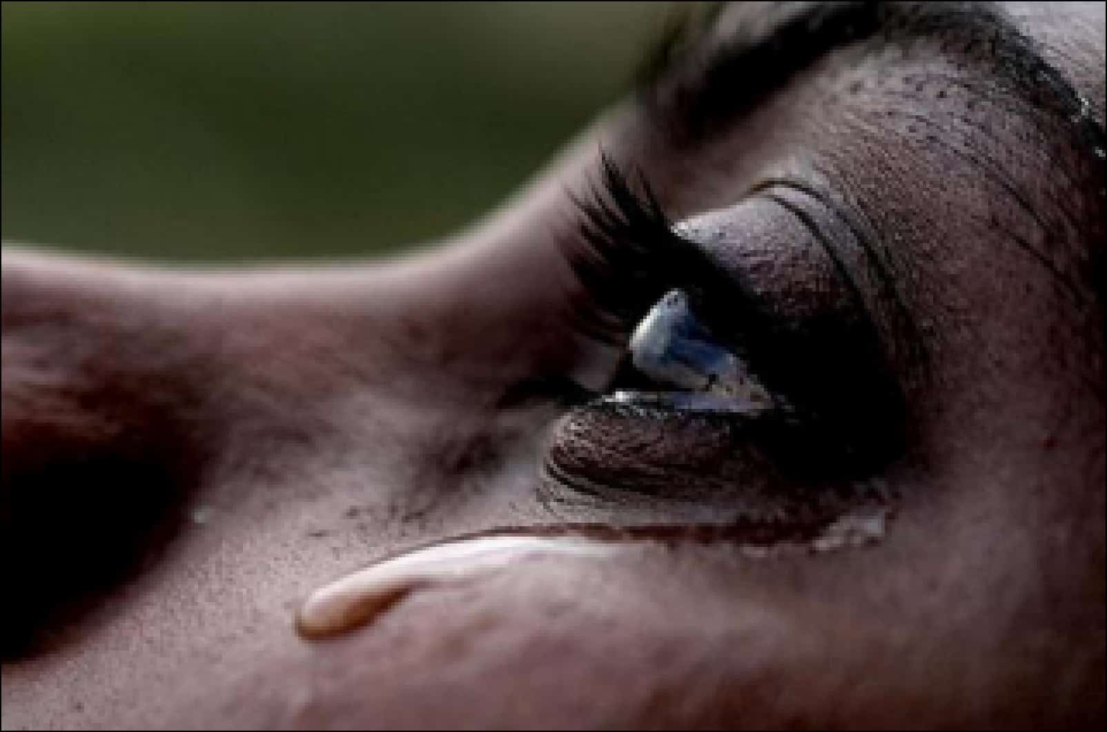 Слезы женщины