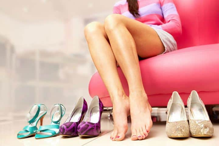 Приснилась покупка обуви — толкование по сонникам