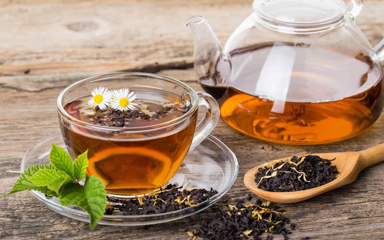 Бархатный чай