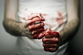 Кулаки в крови