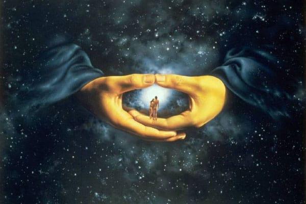 У бога в руках