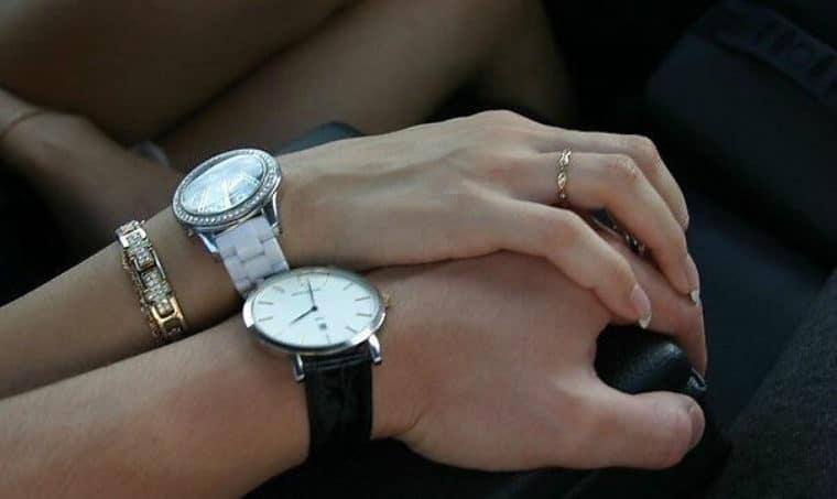 Часы на руках