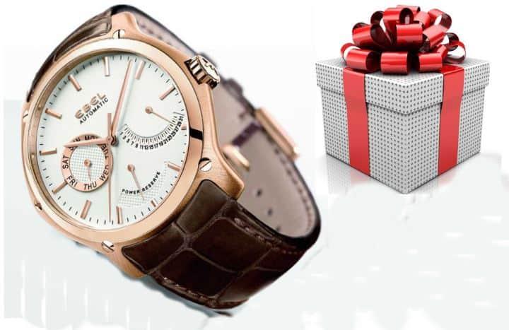 Часы в качестве подарка