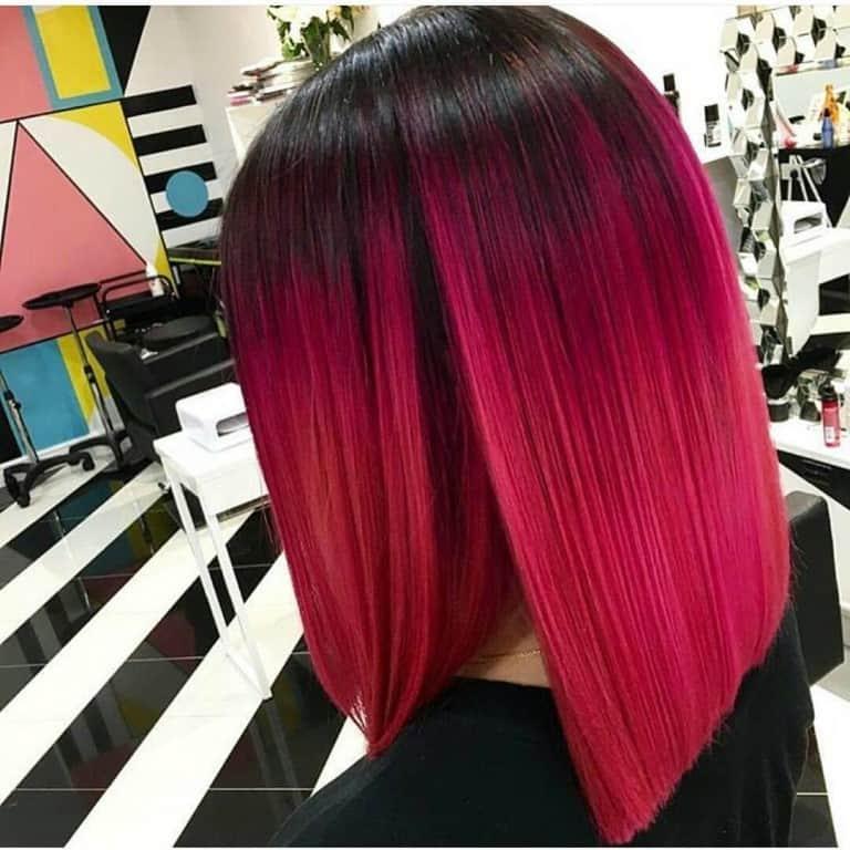 луна и окраска волос
