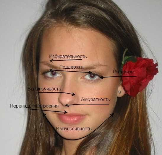 How to read a person in the face: physiognomy