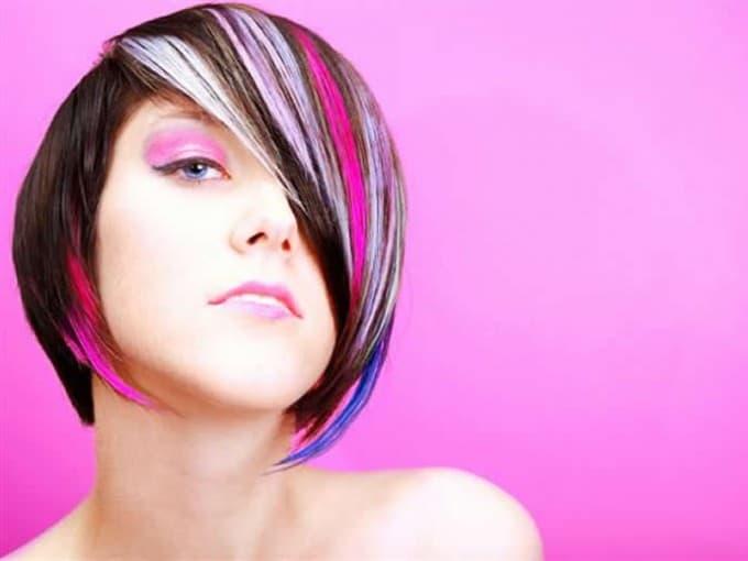 окраска волос в феврале