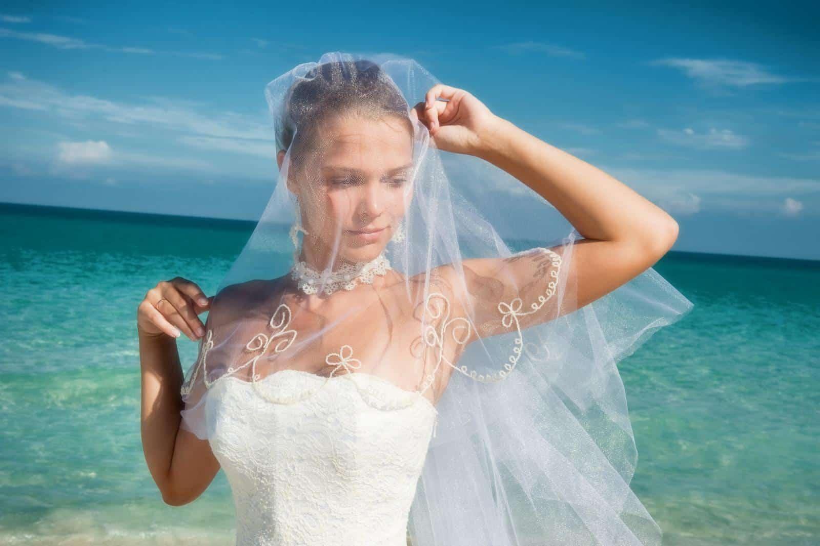Приметы если уранили фату невесты