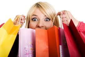 С покупками