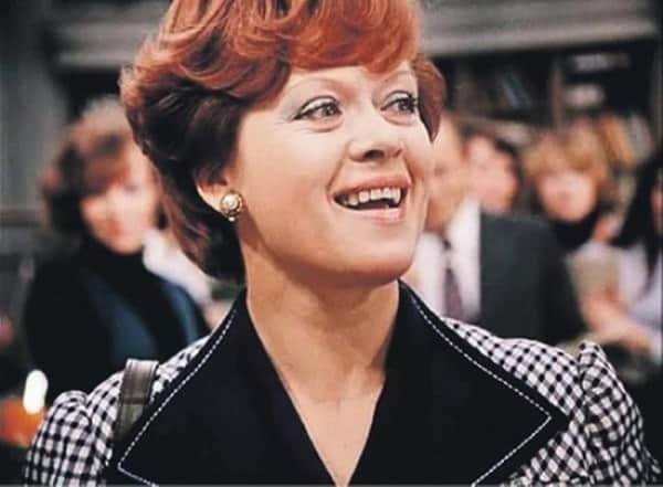 Известная женщина