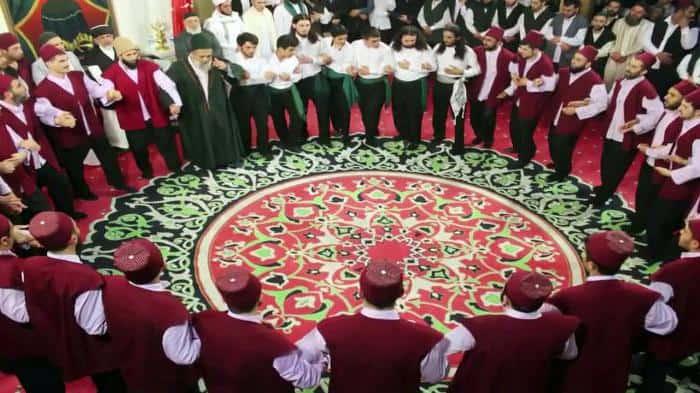суфийская практика