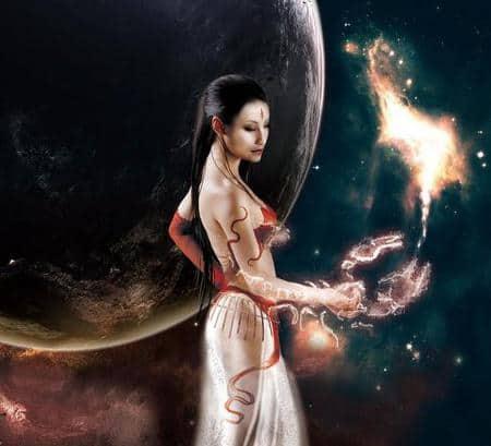 венера в скорпионе у женщины в натальной карте