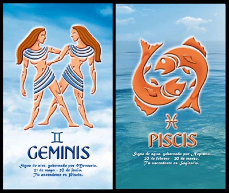 Характеристика совместимости между Близнецами и Рыбами