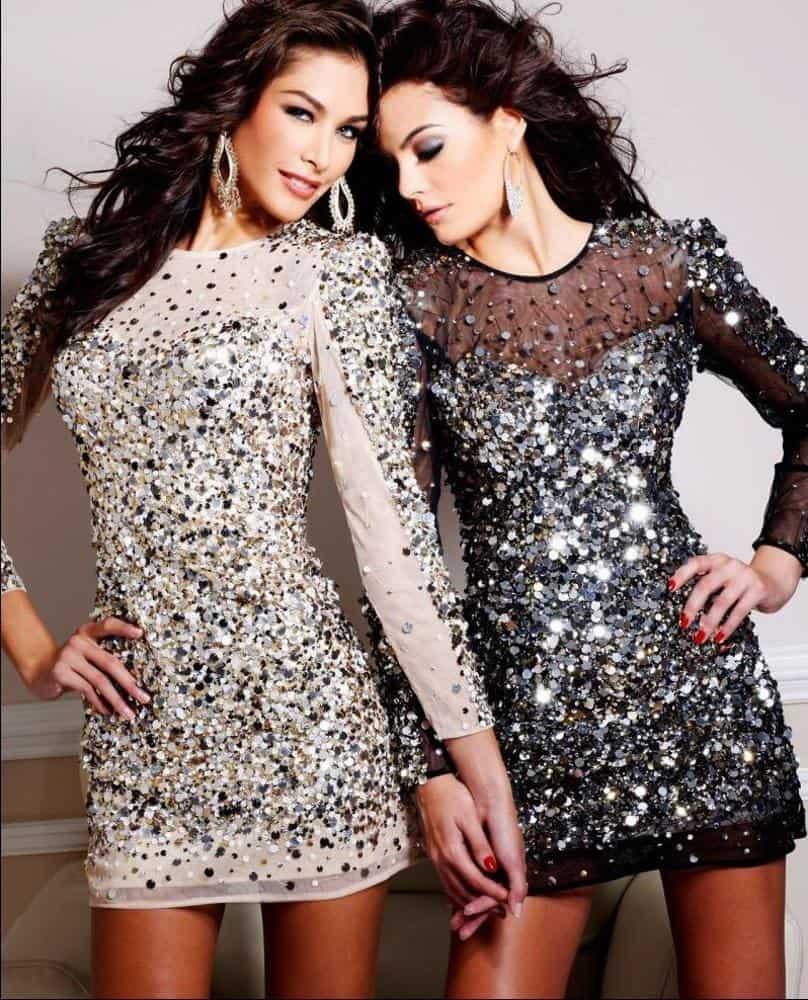 идеальное платье к Новому году