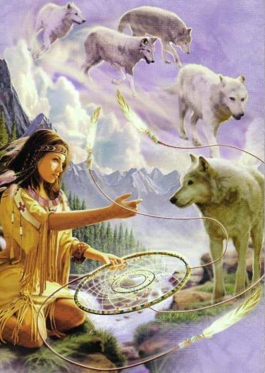 шаманские сновидения