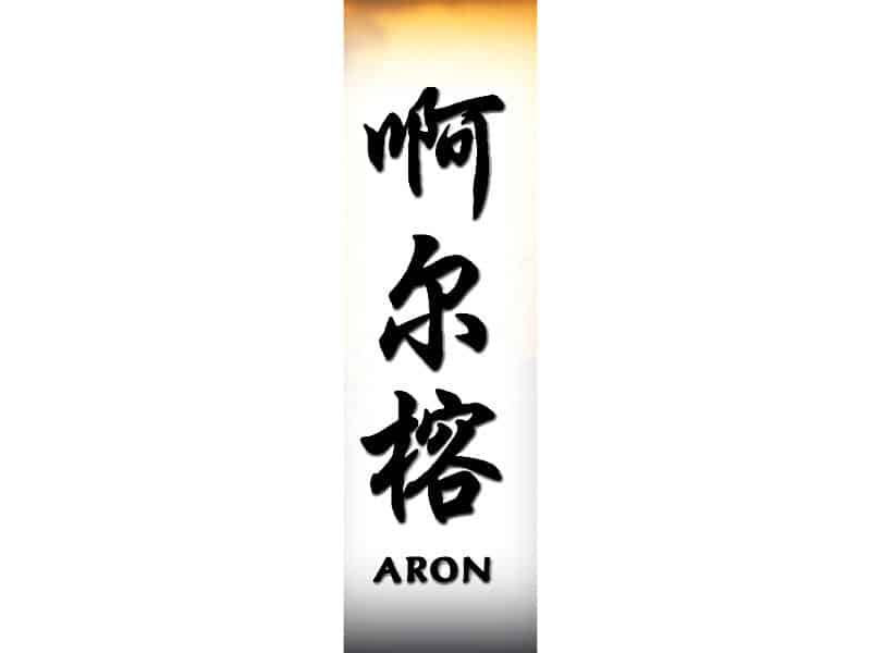 Аарон значение имени характер