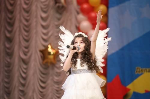 Ангел на сцене