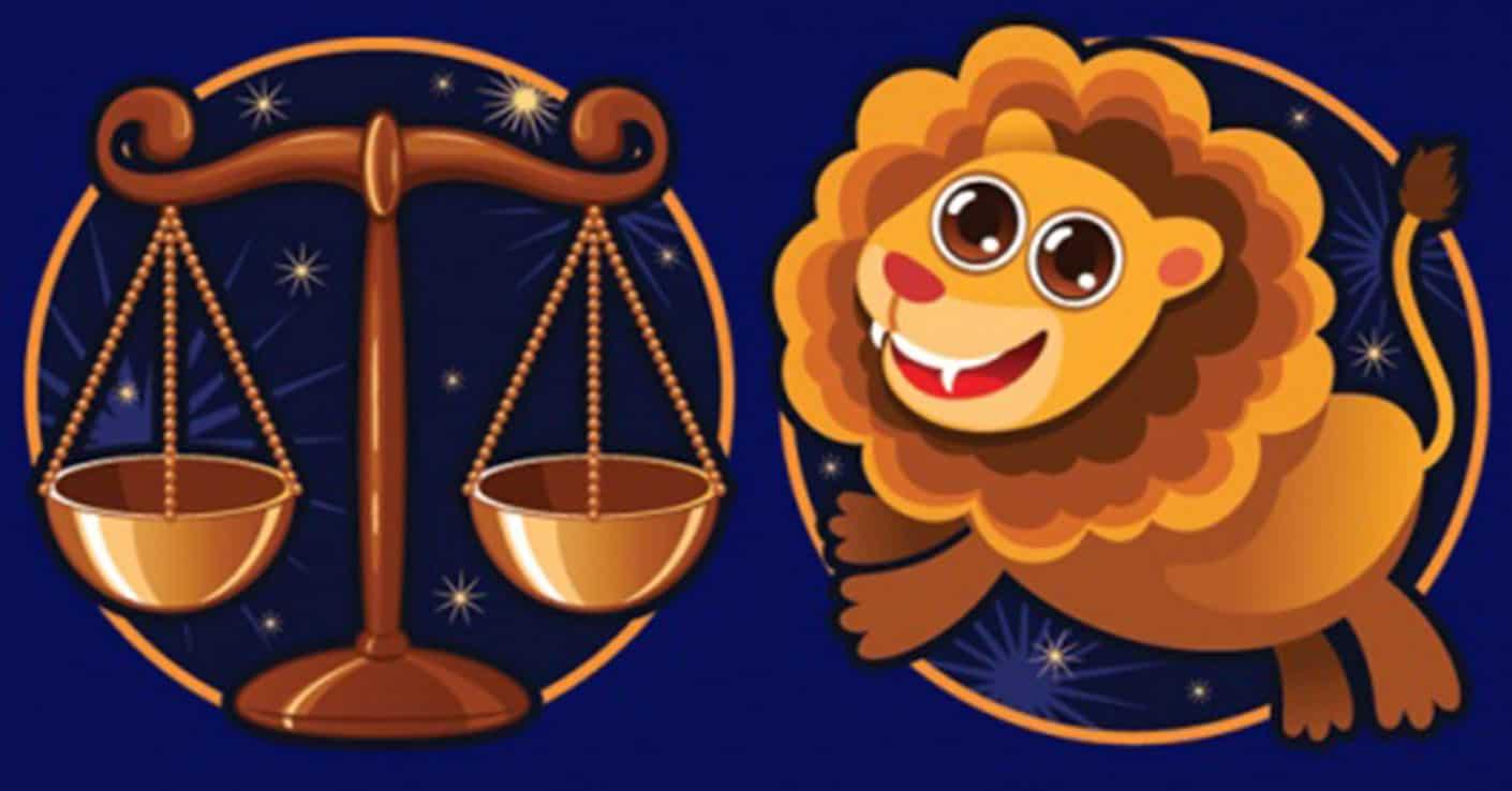 совместимость лев весы