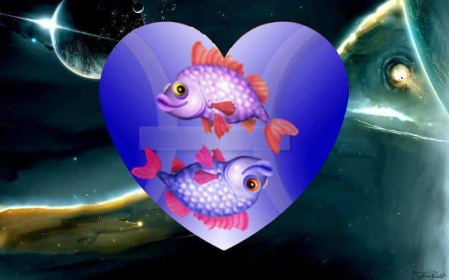 Рыбы девушки в дружбе