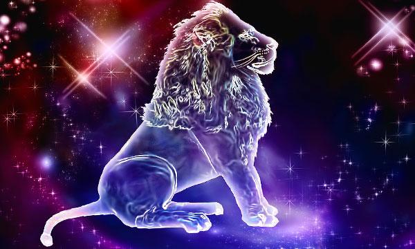 Лев знак Зодиака фото