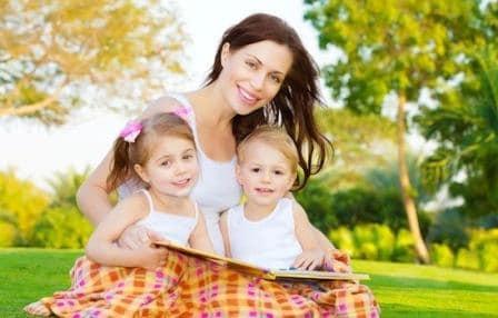 Мать и детки