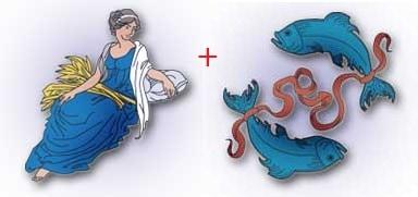 Совместимость Девы и Рыб в отношениях