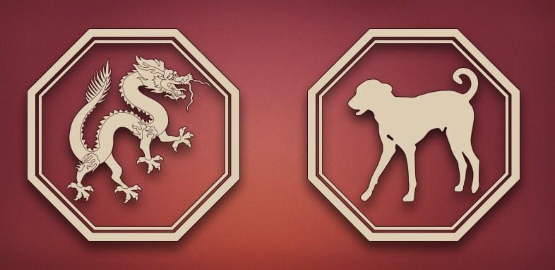 совместимость Дракон и Собака