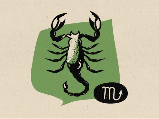 общий гороскоп скорпион апрель 2018